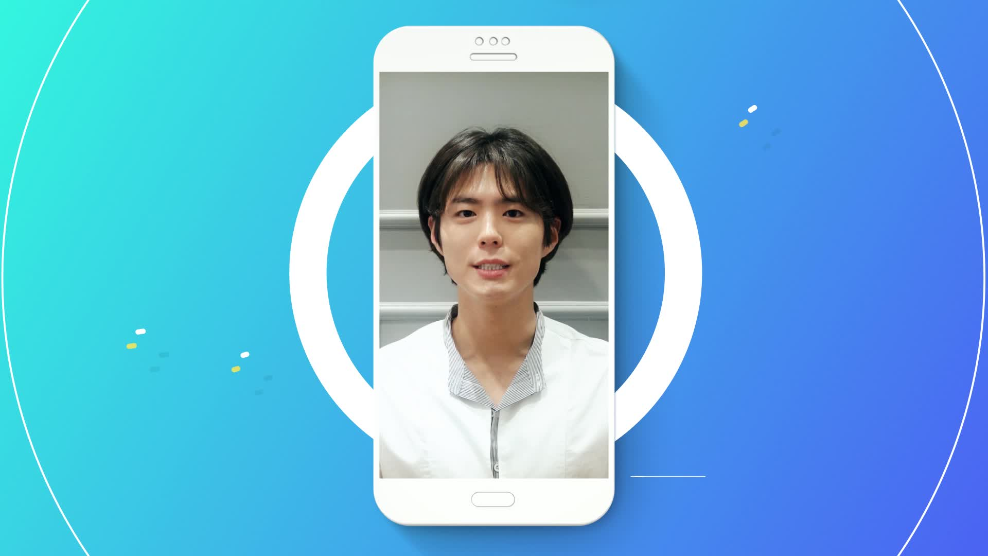 K STAR's Congratulation for OSEN V