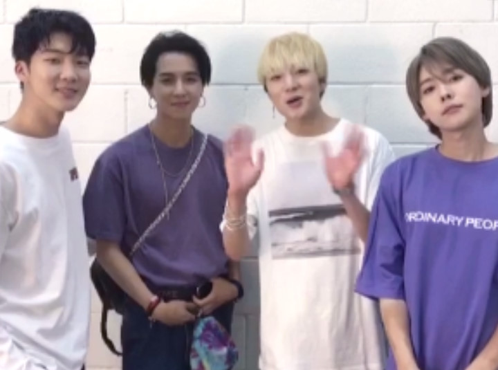위너 WINNER's Congratulation for OSEN V