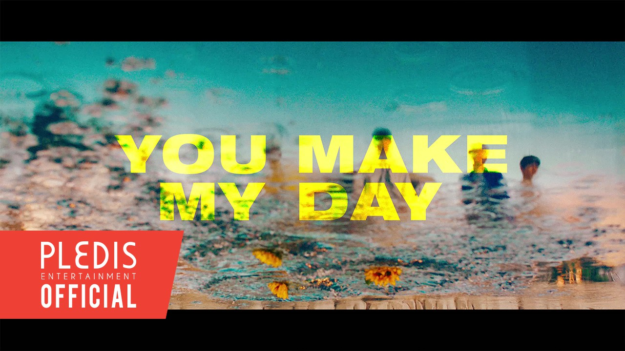 SEVENTEEN(세븐틴) - 5TH MINI ALBUM 'YOU MAKE MY DAY' COMEBACK TRAILER