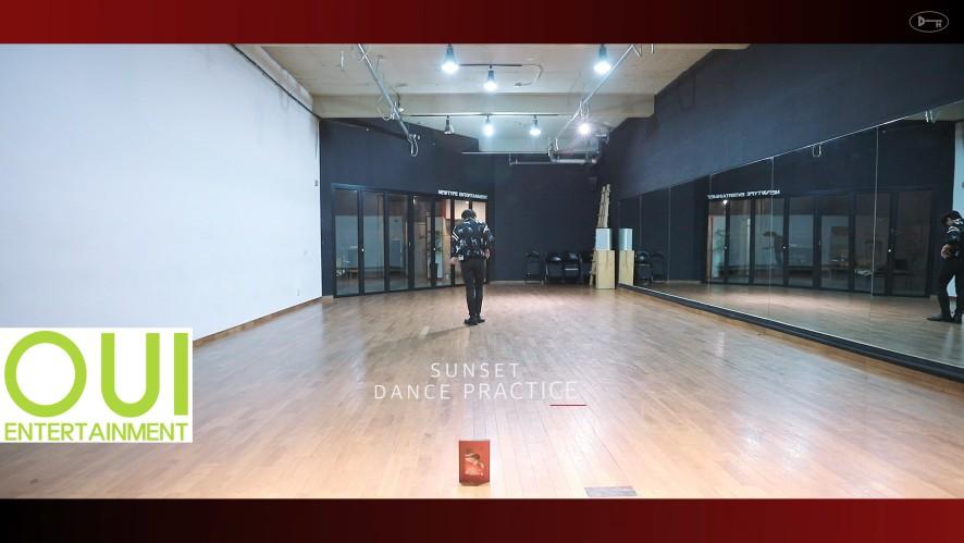 [CHOREOGRAPHY] Kim Dong Han(김동한) - 'SUNSET' DANCE PRACTICE