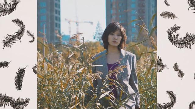 [유은정] 아티스트 유은정의 패션 필름 Fashion film with artist Eunjeong Yoo