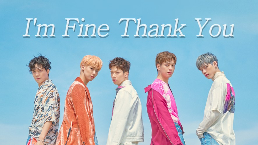 I'm Fine Thank You 💌