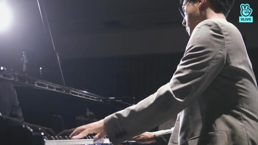 """[연주클립] V살롱 - 김정원 [J.S BACH 프랑스조곡 5번 中""""사라방드""""]"""