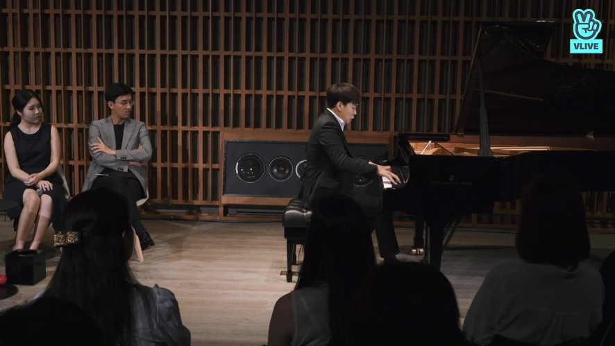 """[연주클립] V살롱 - 한지호 [알캉: """"이솝의 향연"""" 작품번호 39 - 12번]"""