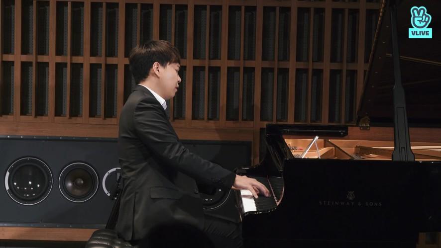 """[연주클립] V살롱 - 한지호 [베토벤 피아노소타나 8번 """"비창"""" 2악장]"""