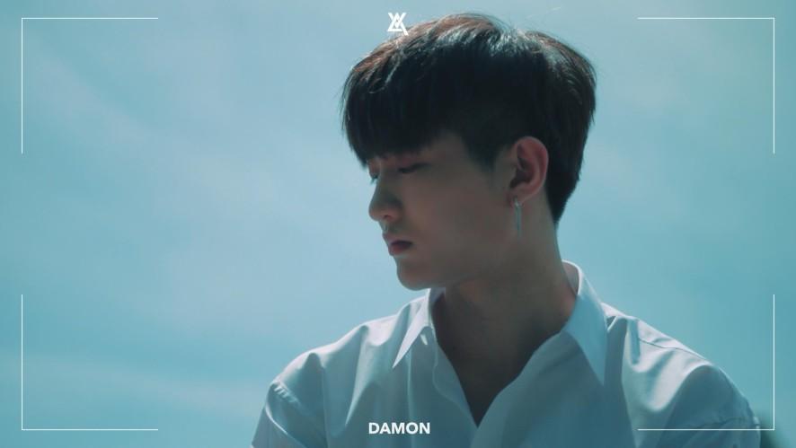 VARSITY(바시티) 'Flower' official teaser #DAMON