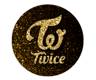 [STICKER] TWICE <DANCE THE NIGHT AWAY>