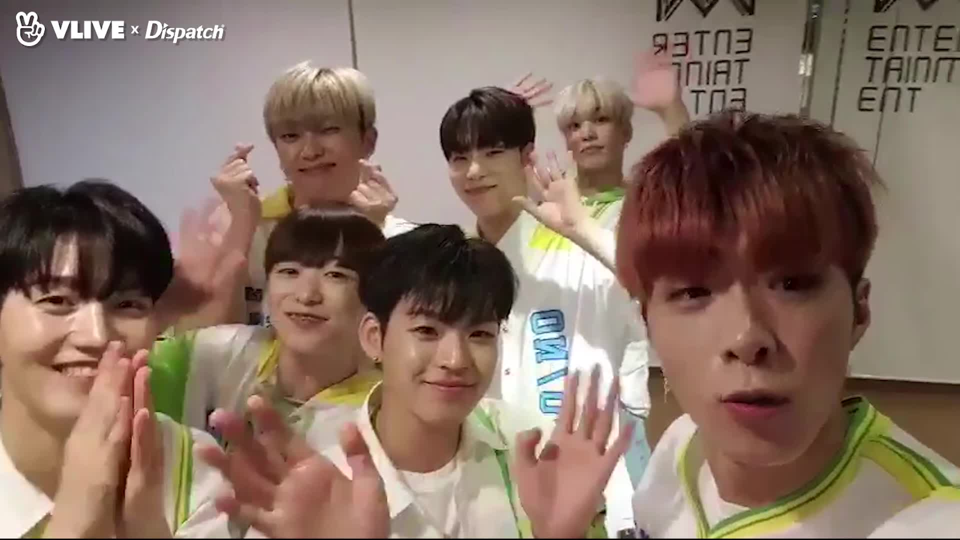 Welcome Opening for 'V Dispatch' 온앤오프 (ONF)