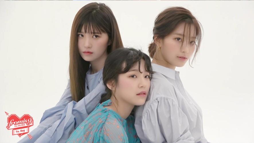 [fromis_9 TV Behind] 프로미스나인 (fromis_9) - 싱글즈 화보 촬영 비하인드
