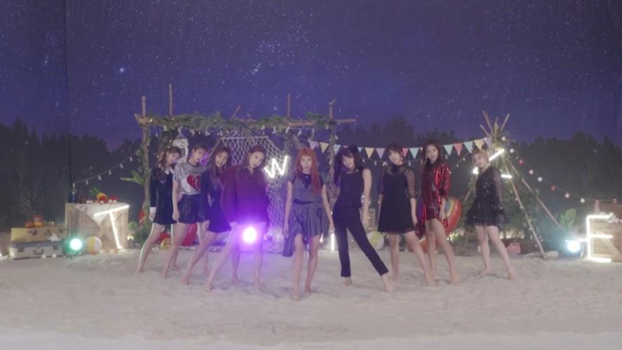 "TWICE(트와이스) ""Dance The Night Away"" Dance Video (Studio Ver.)"