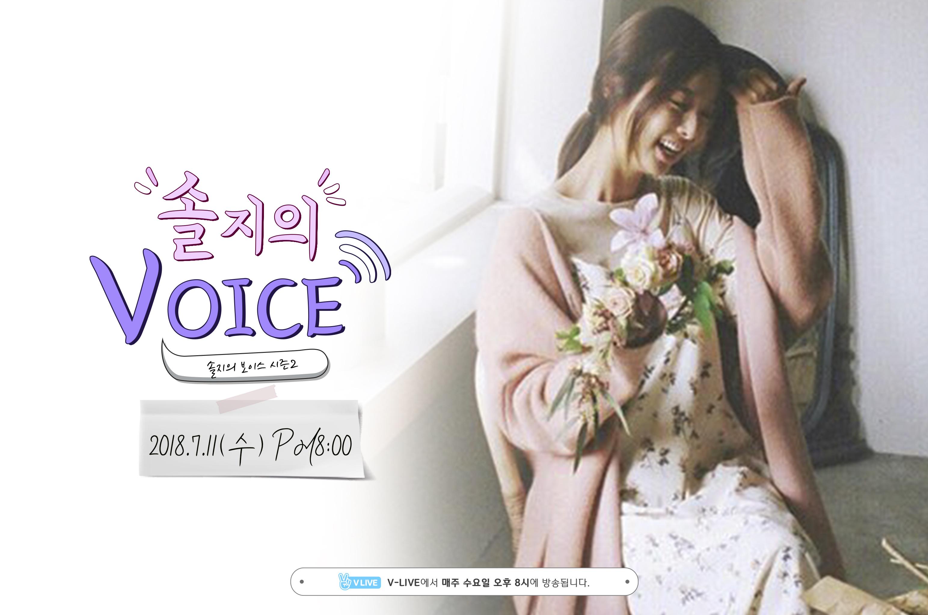 [EXID] 솔지의 VOICE Season2 #02
