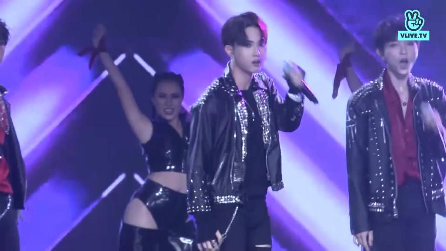 Uni5 - C'Mon (Remix) [ V HEARTBEAT Opening Show]
