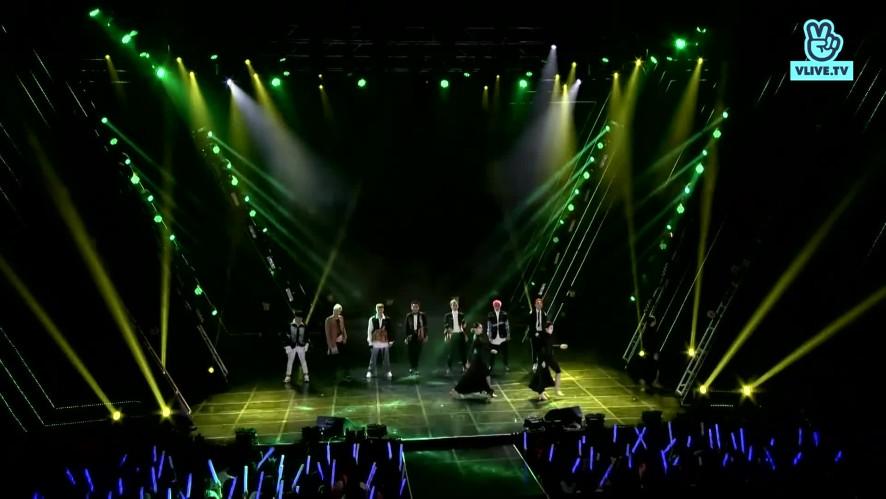 ZERO 9 - Mashup POM & WHY   [V HEARTBEAT Opening Show]