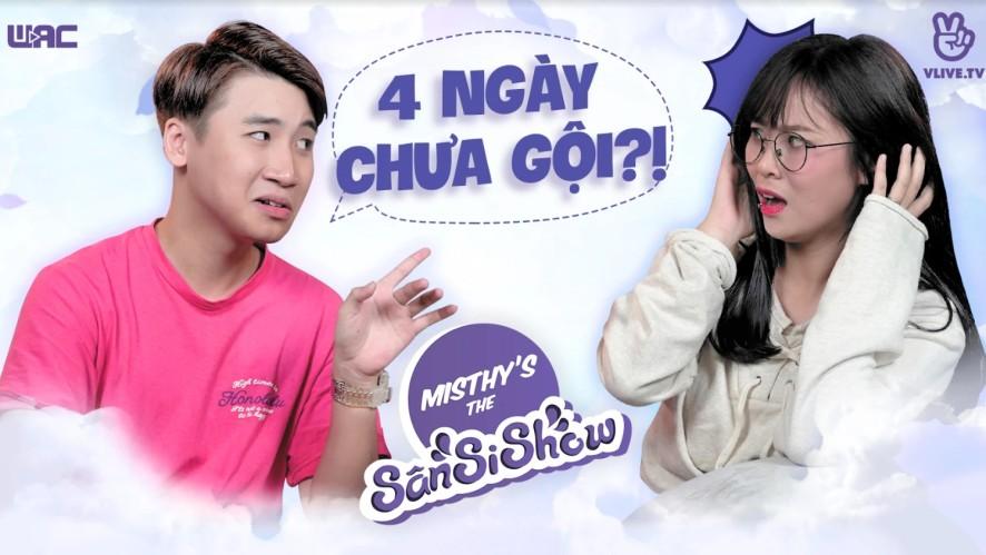 """[MISTHY'S THE SÂN SI SHOW] Huy Cung - Sân si cùng """"crush quốc dân"""""""