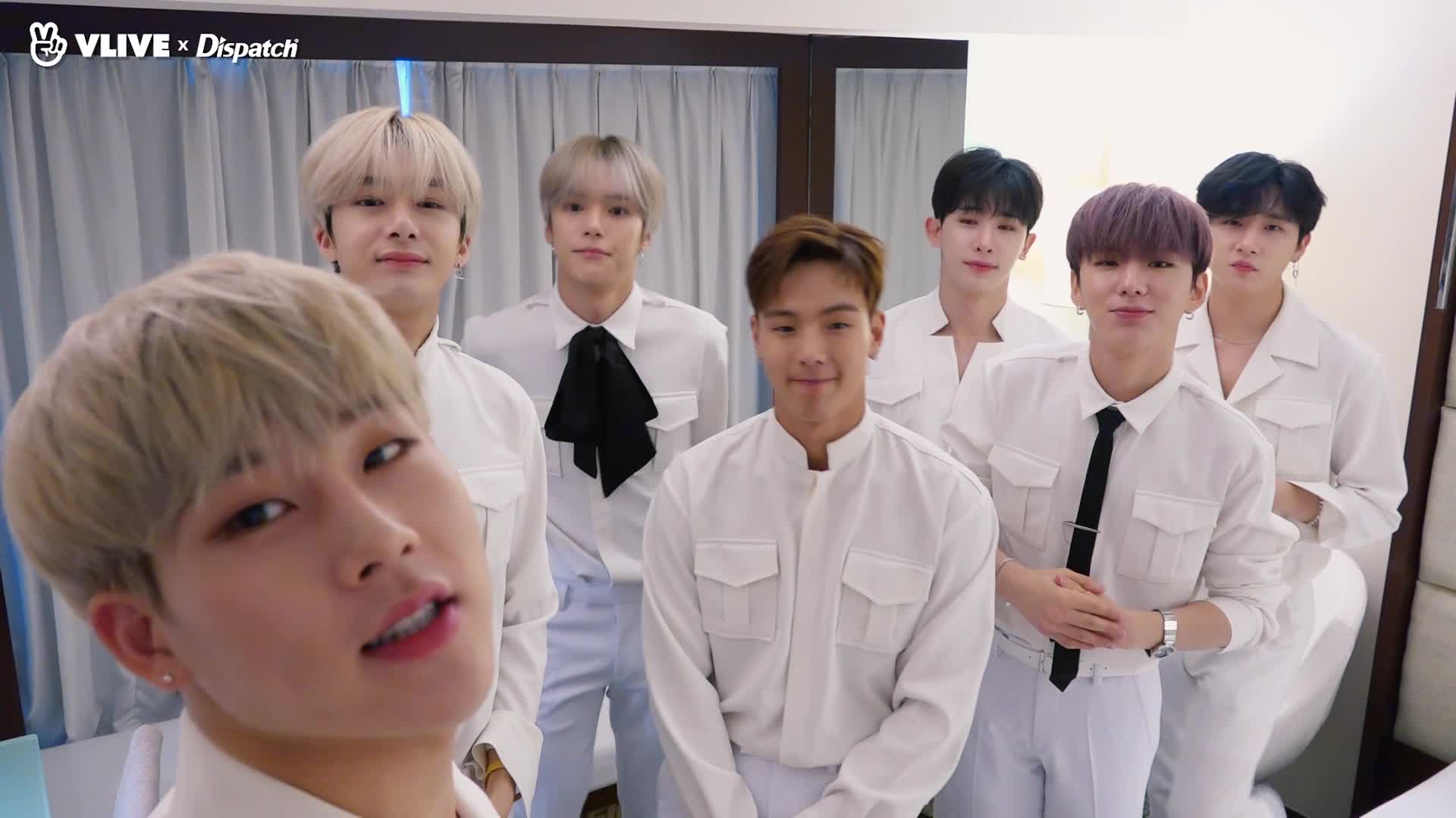 Welcome Opening for 'V Dispatch' 몬스타엑스 (MONSTA X)