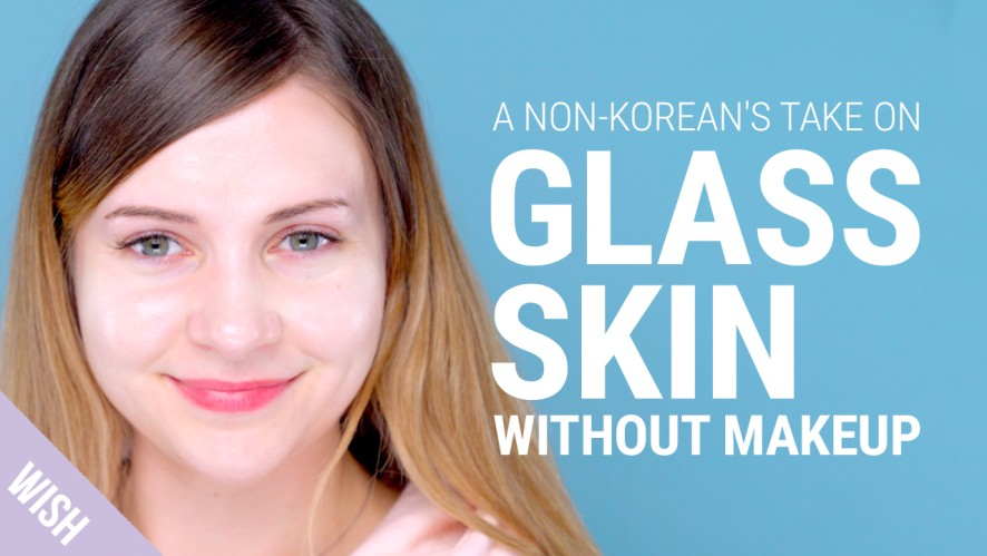 How To Get That Glow For Korean Glass Skin WITHOUT MAKEUP (feat. Sharmander) | What's TRENDing
