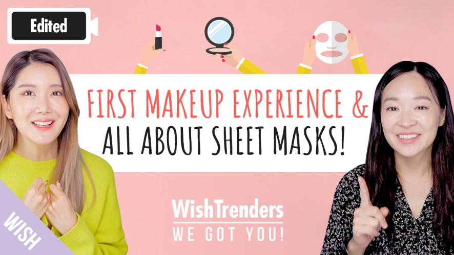 My Very First XXX!!! | All About Sheet Mask| WWGY
