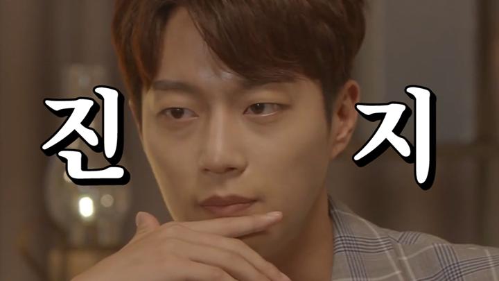 [V DRAMA] 이미 얼굴로 핵인싸인 대영이와 지우❤️ (Dujun&Jinhee talking about sociability)