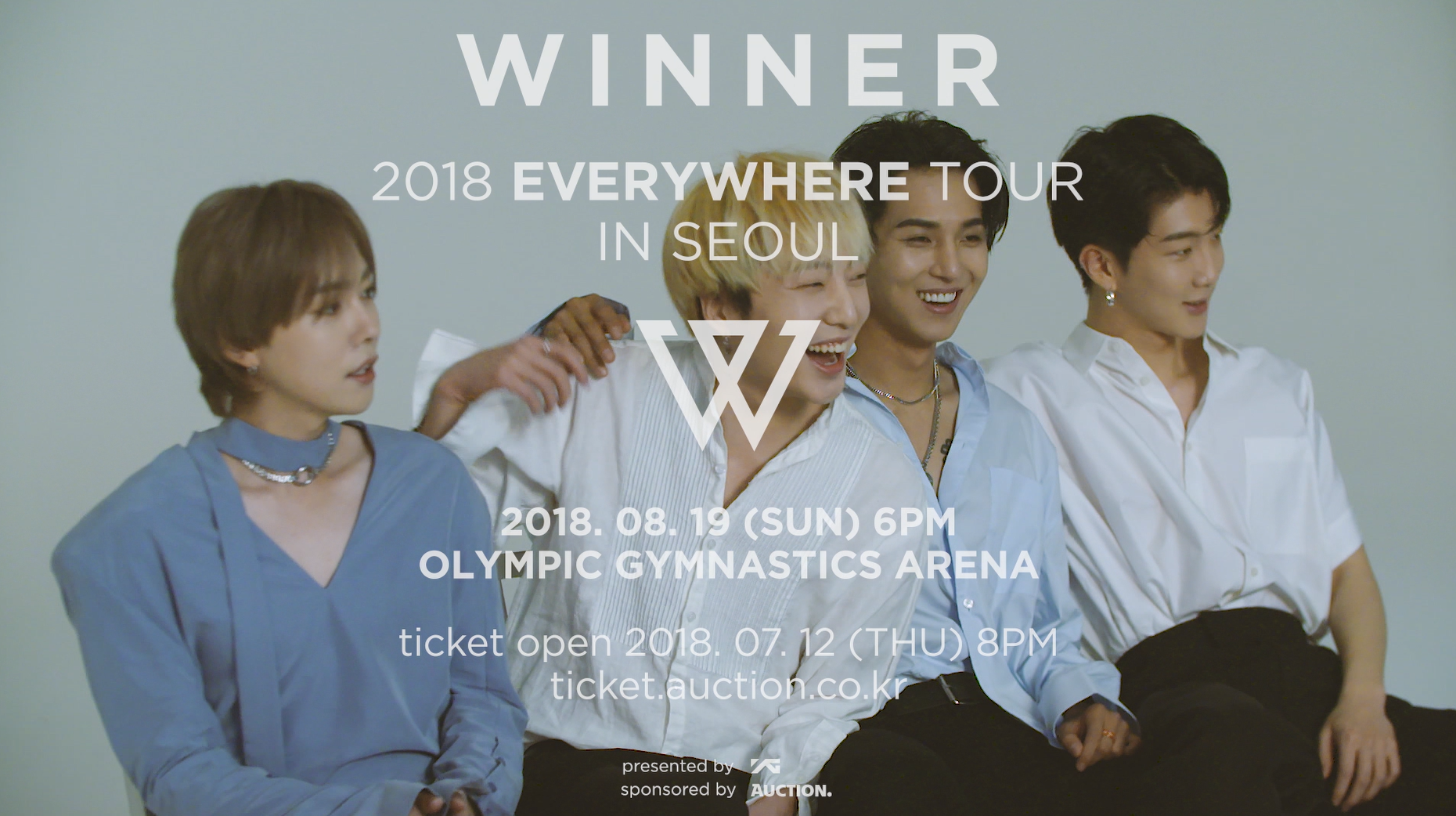 WINNER - 'EVERYWHERE TOUR' MESSAGE FROM WINNER