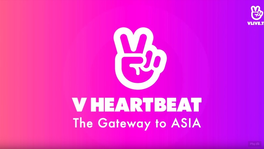 V HEARTBEAT LIVE 31/7 1st TEASER