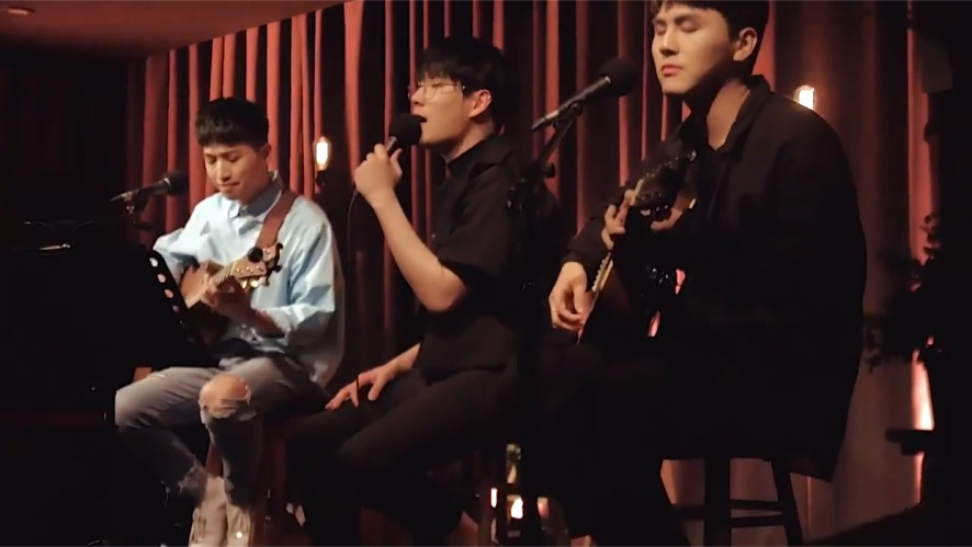 [Live] 봄 그리고 너 (Paint On Spring) - 마틴 스미스 x 이지형 (Martin Smith x EZ Hyung)