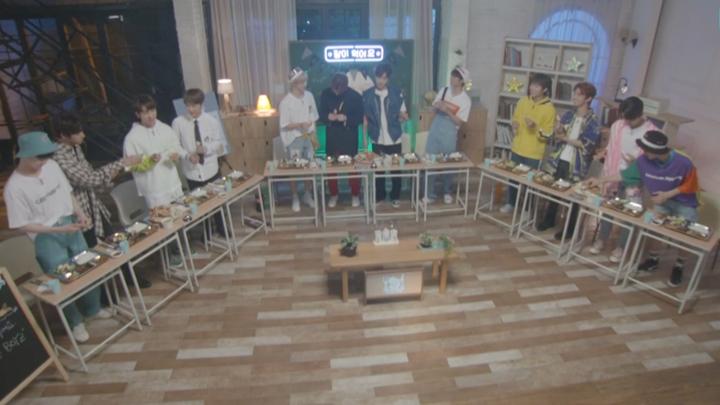 THE BOYZ X EATING SHOW Season 2 - 더보이즈 X 같이 먹어요 시즌 2