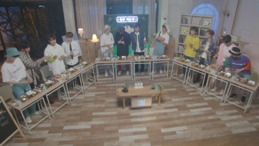 [Full] THE BOYZ X EATING SHOW Season 2 - 더보이즈 X 같이 먹어요 시즌 2