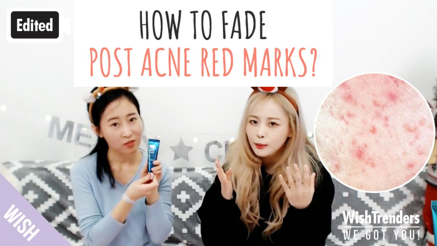 How to Fade Post Acne Red Marks? Post Acne Skin Care Tips | My Acne Story | WWGY