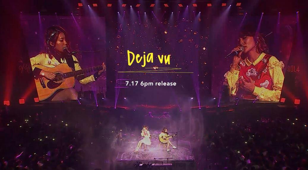 """[볼빨간사춘기 - 신곡 Red Diary 'Hidden Track' 타이틀곡 """"Dejavu"""" 라이브 티저 공개]"""