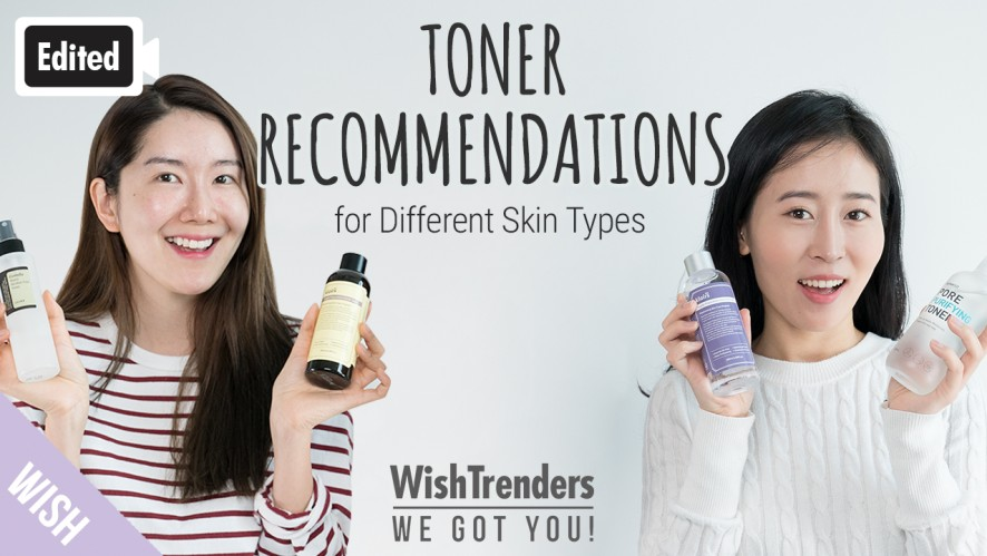 4 Face Toner Recommendations for Different Skin Type | Importance of Toner | WWGY