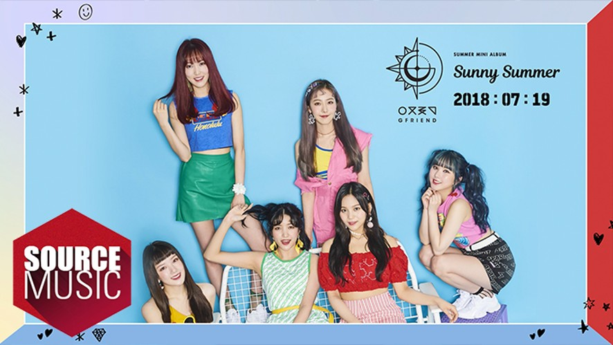 여자친구 GFRIEND Summer Mini Album 'Sunny Summer' Highlight Medley