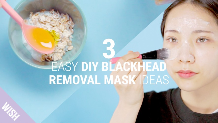 3 Home Remedies For Different Types of Blackhead Concerns|DIY Blackhead Remover Mask|What's TRENDing