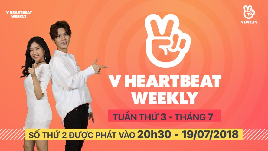 V HEARTBEAT WEEKLY - Tập 2