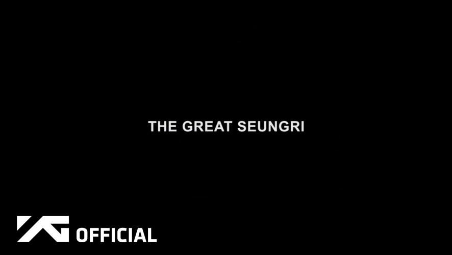 SEUNGRI - 'THE GREAT SEUNGRI' MOVING POSTER