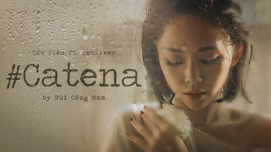 Tóc Tiên - CÓ AI THƯƠNG EM NHƯ ANH (#CATENA) ft. Touliver (Official MV)
