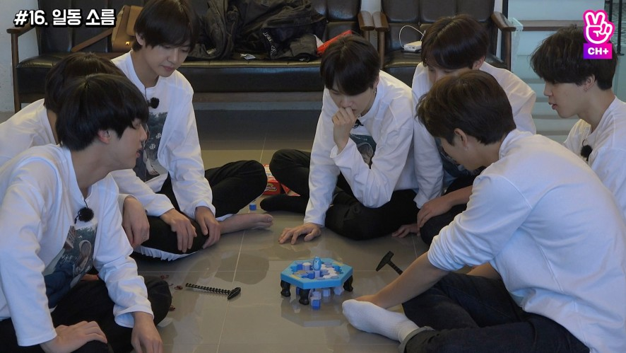 [BTS+] Run BTS! 2018 - EP.55 :: Behind the scene