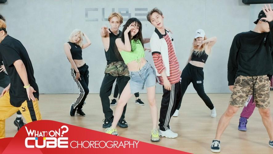 트리플 H - 'RETRO FUTURE' (Choreography Practice Video)