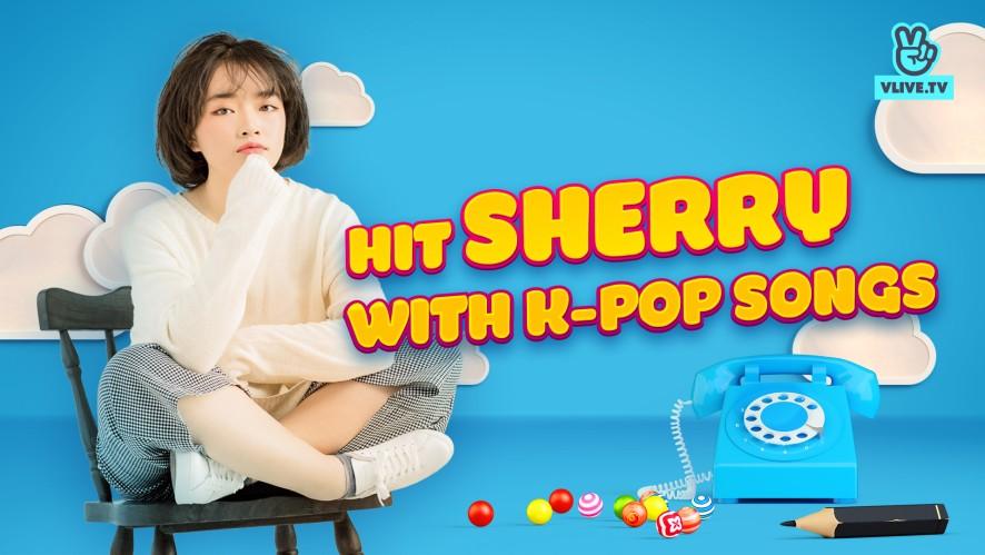SHERRY | Hát K-pop có khó không ?