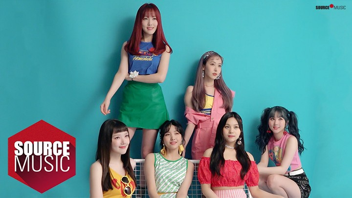 [Special Clips] 여자친구 GFRIEND -  'Sunny Summer' Jacket Shooting Behind