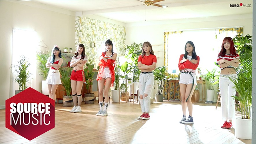 [Special Clips] 여자친구 GFRIEND -  여름여름해 (Sunny Summer) M/V Shooting Behind