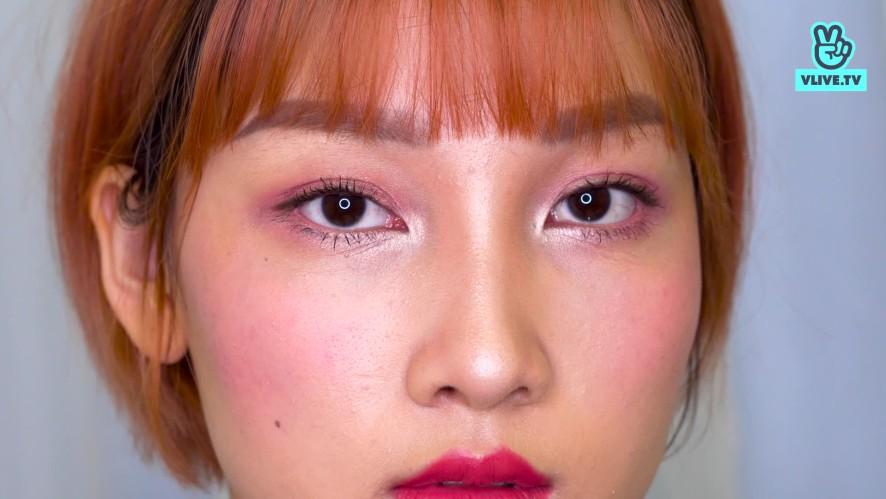 "[BEAUTY] TRANG MING ""Basic Eye Make Up"""