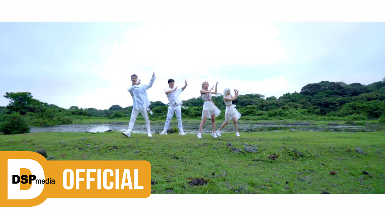 KARD - 'Ride on the wind' Key Point of Dance