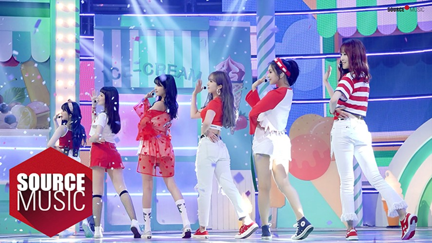 [Special Clips] 여자친구 GFRIEND - 여름여름해 (Sunny Summer) @  M COUNTDOWN