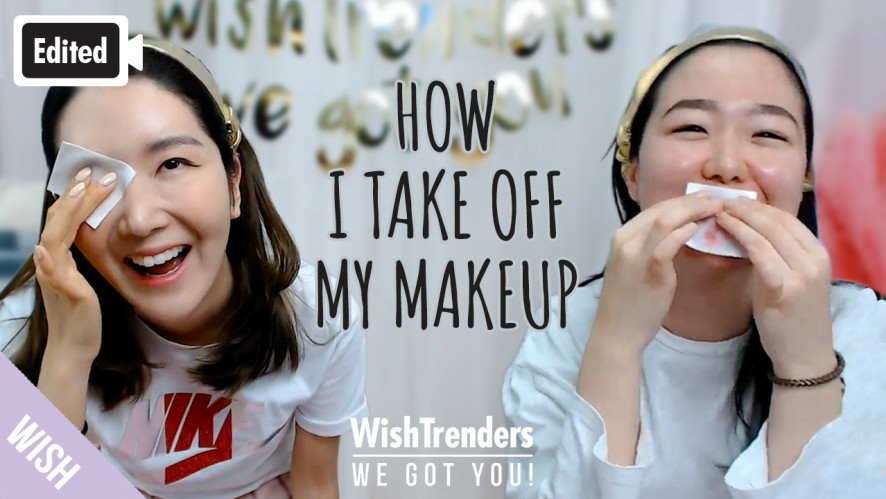 Get Unready With Me! | How to Remove Makeup Properly | WWGY