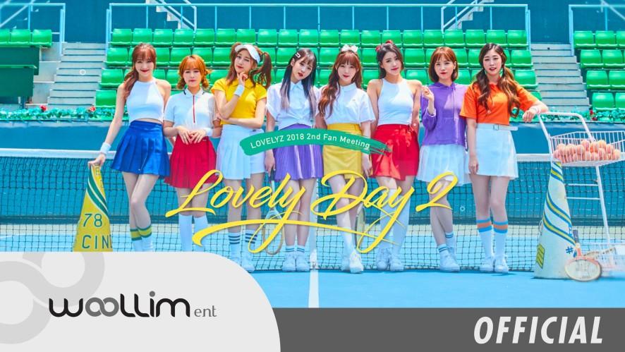"""러블리즈(Lovelyz) Fan Meeting """"Lovely Day 2"""" Teaser"""