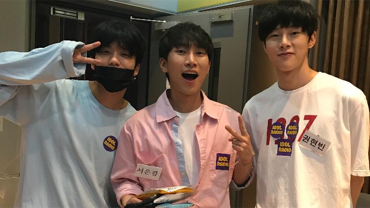 우리는 최강 아이돌이다아아!!!