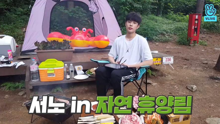 [YOO SEONHO] 앞으로 많은 얘기가 필요할 것 같은 서노의 상탈 후 봄이오면..🤔(Seonho communicating with fans in the nature)