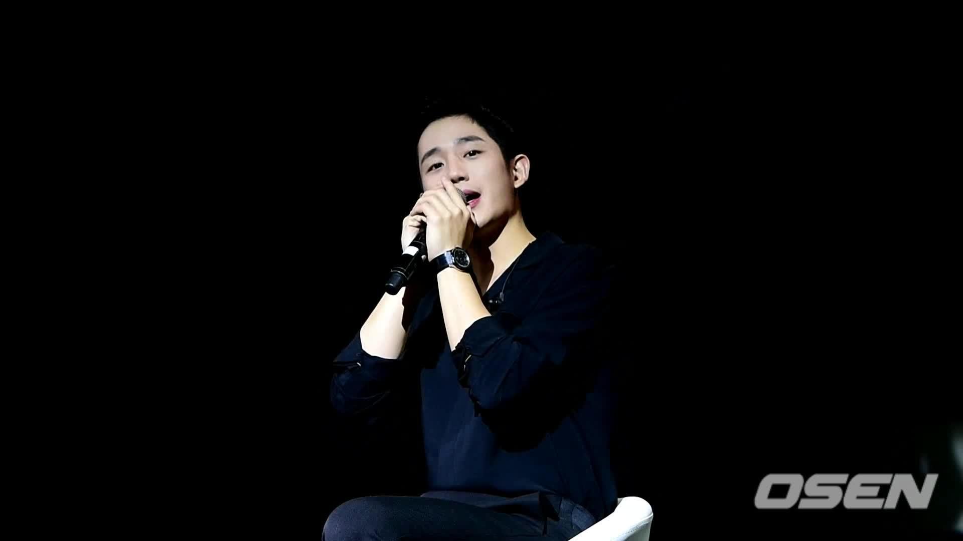 Jung Hae In 정해인's 팬미팅 비하인드(feat. 너의 의미)