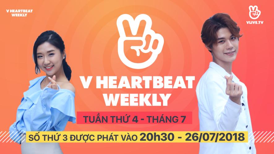 V HEARTBEAT WEEKLY - Tập 3