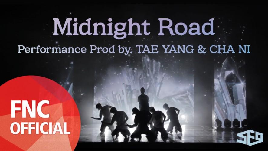 SF9 - 『Midnight Road』 Special Clip
